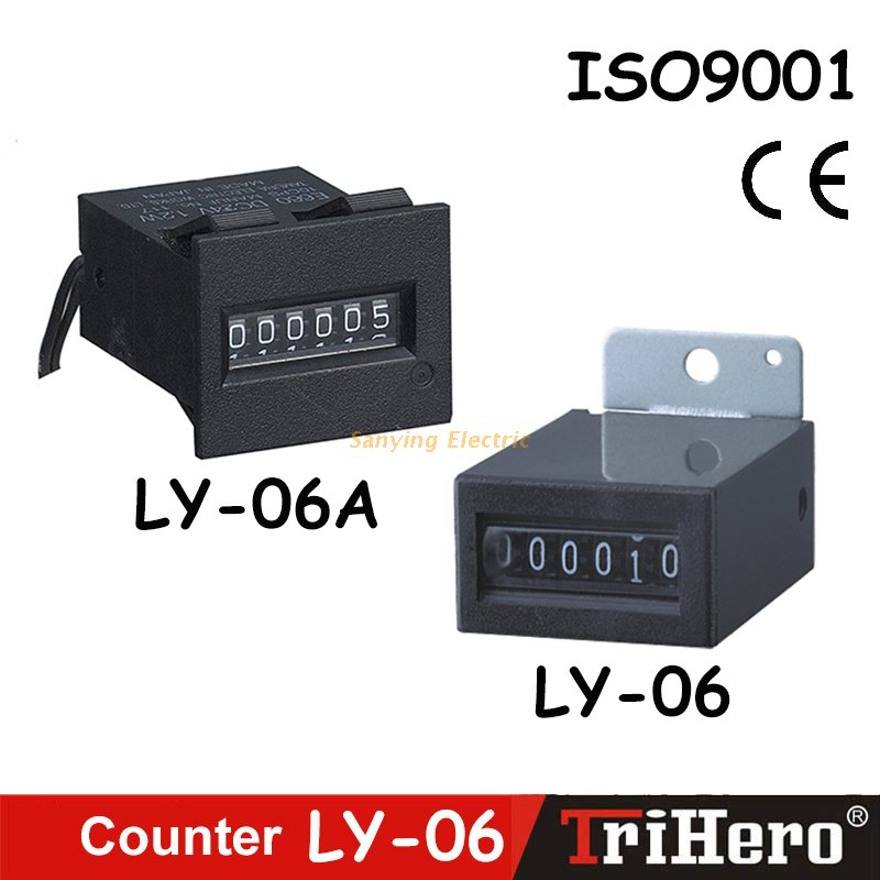 Electromagnetic counter LY-06