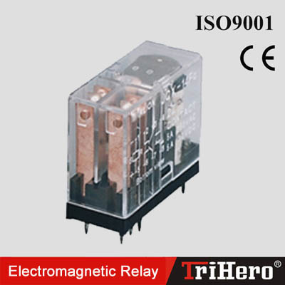 JQX-14F-2□ Electromagnetic Relay