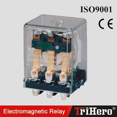RP-3P Electromagnetic Relay